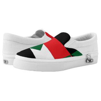 Sudan Slip-On Sneakers
