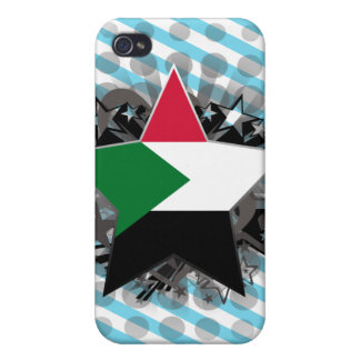 Sudan Star Cases For iPhone 4