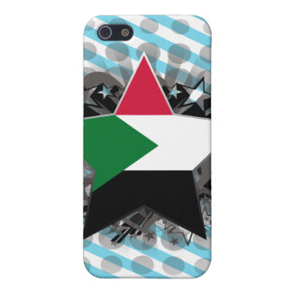 Sudan Star Cover For iPhone 5