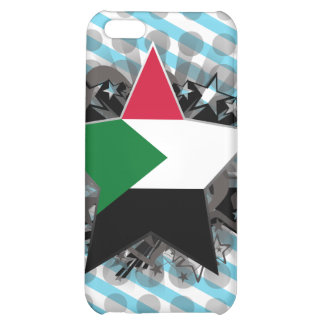 Sudan Star Cover For iPhone 5C