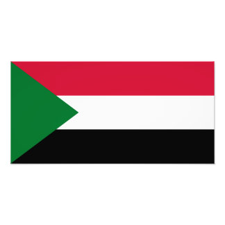 Sudan – Sudanese Flag Photo