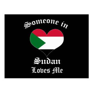 Sudán Tarjeta Postal