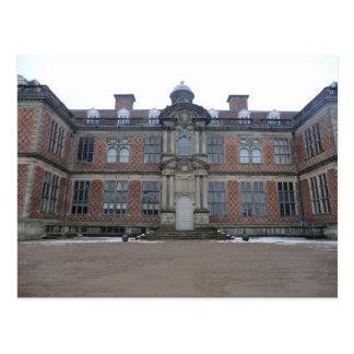 Sudbury Hall in Derbyshire, England Postcard