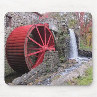 Sudbury Massachusetts Grist Mill Mouse Pad