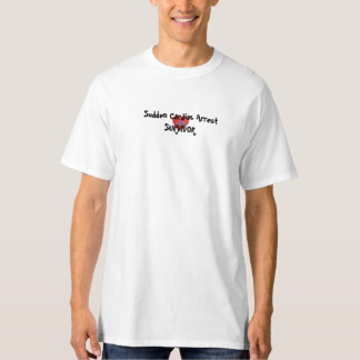 Sudden Cardiac Arrest Survivor T Shirt