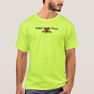 Sudden Cardiac Arrest Survivor T-Shirt