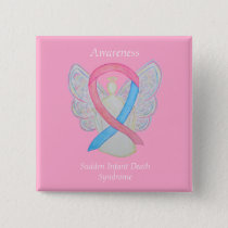 Sudden Infant Death (SIDS) Awareness Angel Pin
