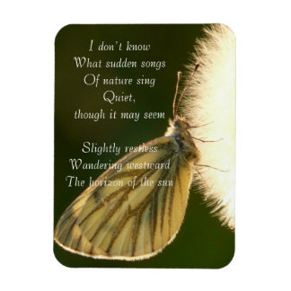 Sudden Songs- Soulful Poetry Magnet