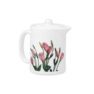 Suddenly Spring teapot