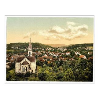 Suderode, Halle, Alemania Sajonia, Alemania Phot r Postal