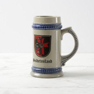 Sudetenland Stein Jarra De Cerveza