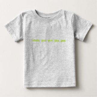 Sudo goo goo gaa gaa baby shirt