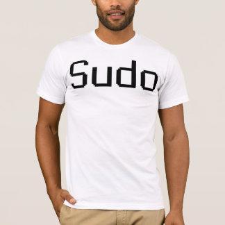 Sudo - Mens T-Shirt