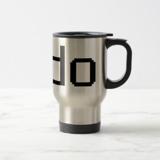 Sudo Travel Mug