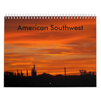 Sudoeste americano calendario