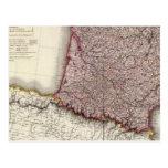 Sudoeste de Francia Postales
