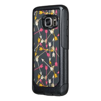 Sudoeste dispersado flecha tribal/Andrea Lauren Funda Otterbox Para Samsung Galaxy S7