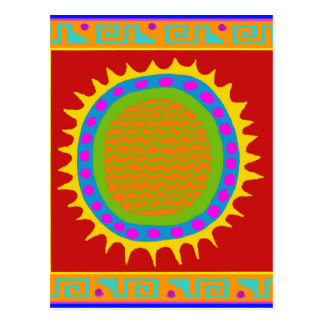 Sudoeste Sun de Arizona Tarjetas Postales