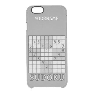 SUDOKU custom cases