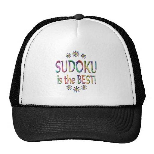 Sudoku es el mejor gorros