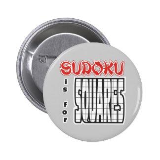 Sudoku está para los cuadrados pin