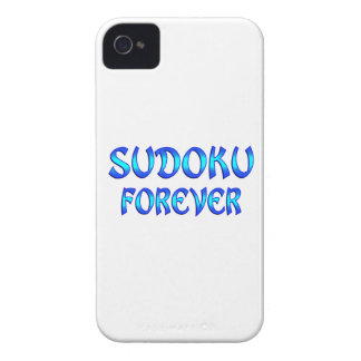 Sudoku Forever iPhone 4 Case