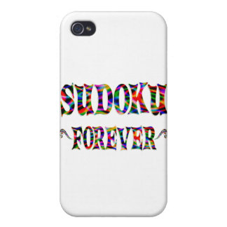 Sudoku Forever iPhone 4/4S Case