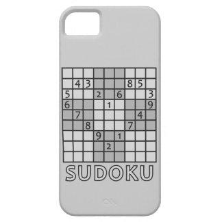 SUDOKU iPhone case