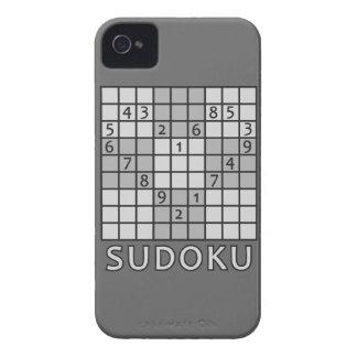 SUDOKU iPhone case iPhone 4 Case-Mate Case