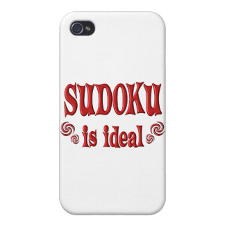 Sudoku is Ideal iPhone 4/4S Covers