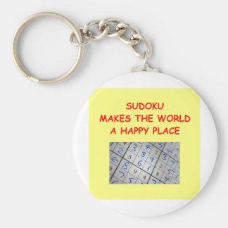 sudoku llavero personalizado