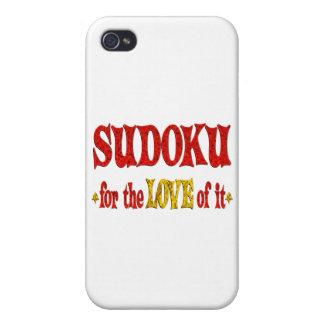 Sudoku Love iPhone 4/4S Cases