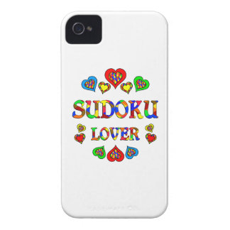 Sudoku Lover iPhone 4 Covers