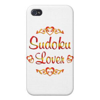 Sudoku Lover iPhone 4/4S Case