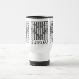 SUDOKU mugs – choose style, color
