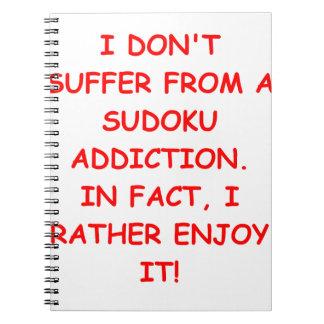 SUDOKU NOTEBOOK
