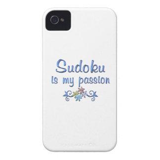 Sudoku Passion Case-Mate iPhone 4 Cases