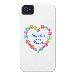 Sudoku Passion Case-Mate iPhone 4 Case