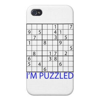 Sudoku Puzzle iPhone 4/4S Cases
