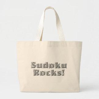 Sudoku Rocks Tote Bag