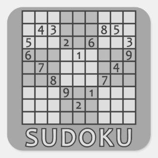 SUDOKU stickers