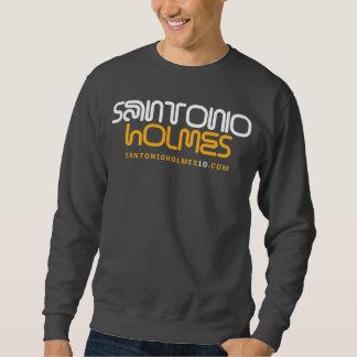 Sudor de encargo del logotipo de Santonio Holmes Sudadera