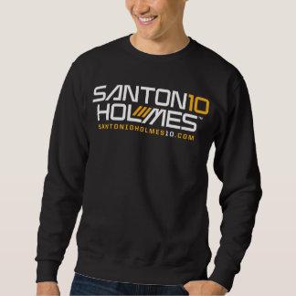 Sudor del logotipo de Santonio Holmes Sudadera Con Capucha