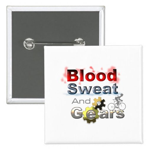 sudor y engranajes de la sangre pin