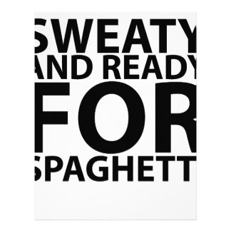 sudoroso y listo para los espaguetis tshirts png membrete