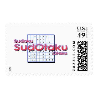 Sudotaku Postage Stamp
