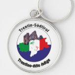 Südtirol – Alto Adige - Italien Schlüsselanhänger