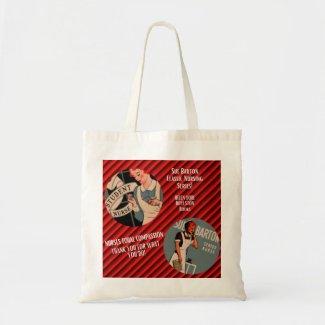 Sue Barton - Our Favorite Nurse! Tote Bag