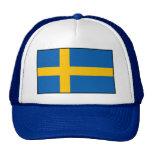 Suecia - bandera sueca gorros