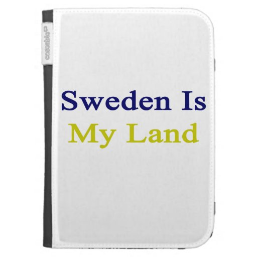 Suecia es mi tierra